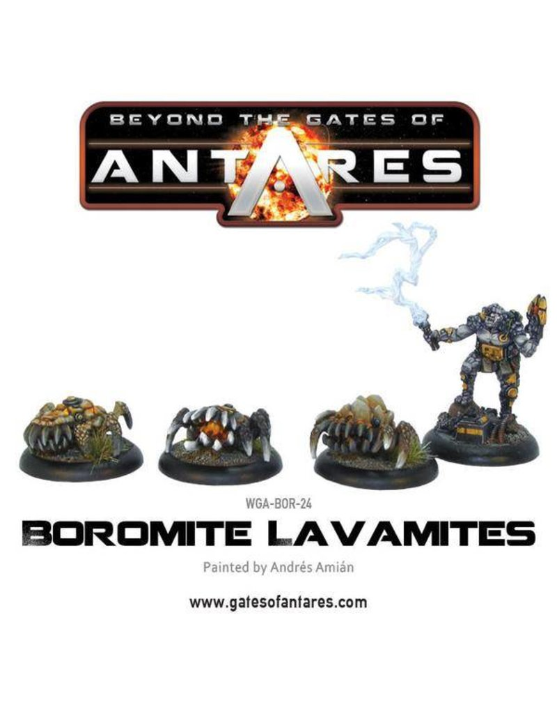 Warlord Games Boromite Lava Mites