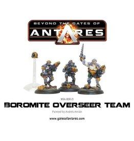 Warlord Games Boromite Overseer Team