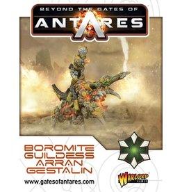 Warlord Games Boromite Guildess Arran Gestalin