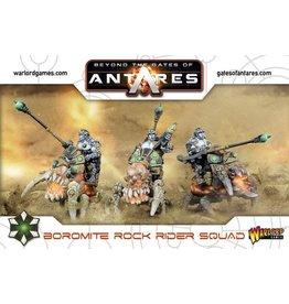Warlord Games Boromite Rock Rider squad