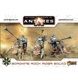 Warlord Games Rock Rider squad