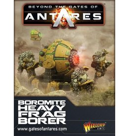 Warlord Games Team with Heavy Frag Borer