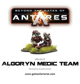 Warlord Games medic team (2 Fig)