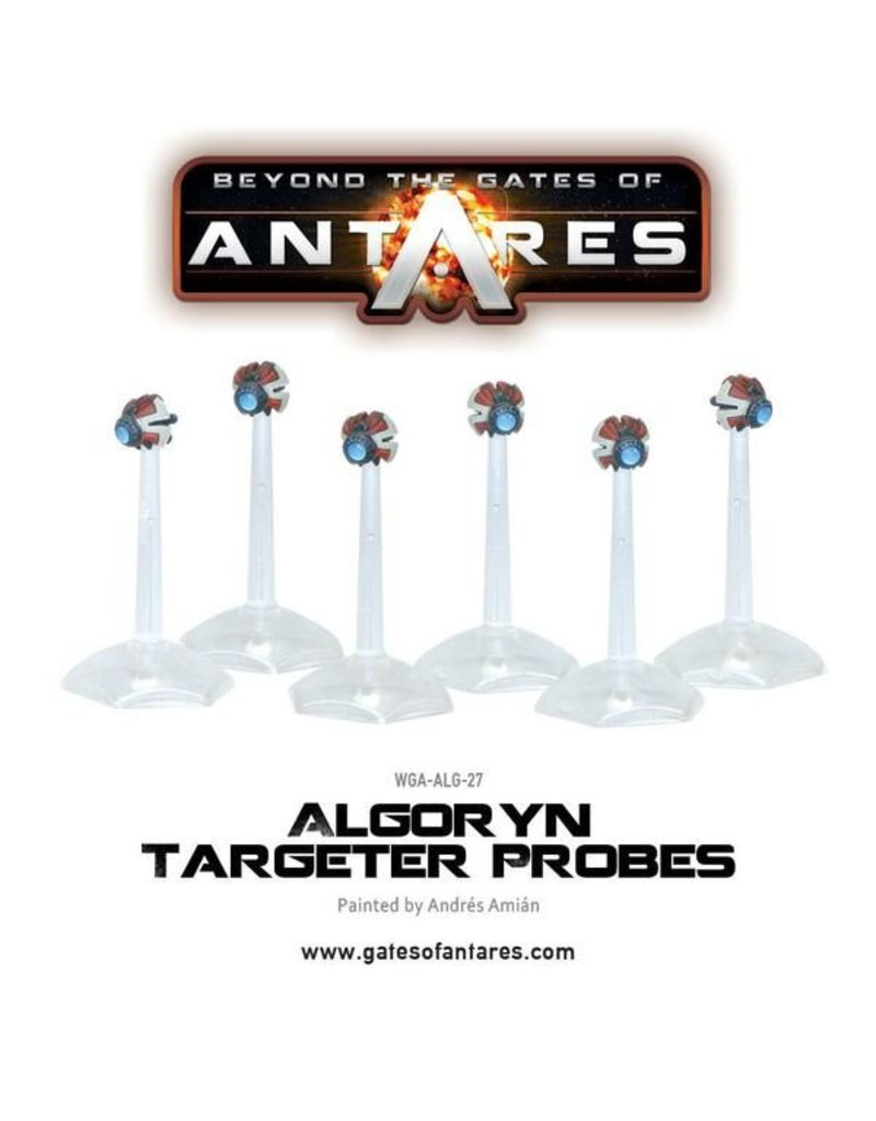 Warlord Games Algoryn Targeter Probes