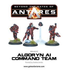 Warlord Games Algoryn Command Team