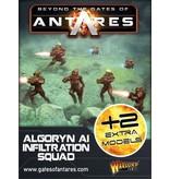 Warlord Games Algoryn AI Infiltration Team