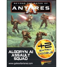 Warlord Games AI Assault Squad