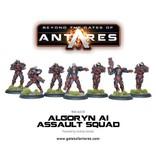Warlord Games Algoryn AI Assault Squad