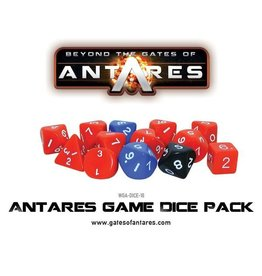Warlord Games Antares Game Dice Pack