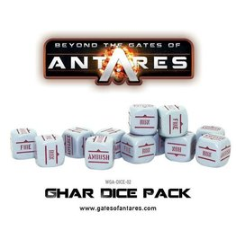 Warlord Games Ghar Dice Pack