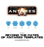 Warlord Games Beyond the Gates of Antares Templates