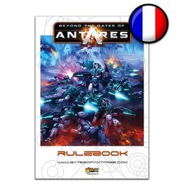 Warlord Games Beyond the Gates of Antares Rulebook - French Edition