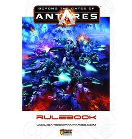 Warlord Games Beyond the Gates of Antares Rulebook