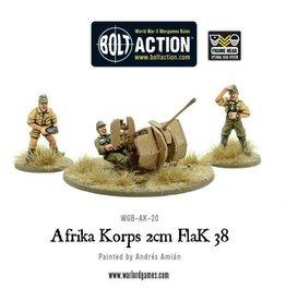 Warlord Games Afrika Korps 2cm Flak 38