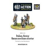 Warlord Games Italian Army 81mm medium mortar team
