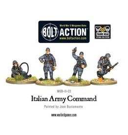 Warlord Games Italian Army Command