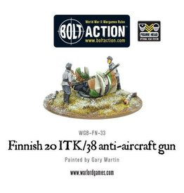 Warlord Games Finnish 20 ITK/38 Anti-Aircraft Gun