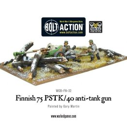 Warlord Games Finnish 75 PSTK/40 Anti-Tank Gun