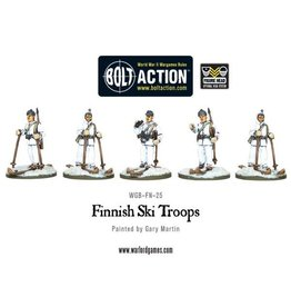 Warlord Games Finnish Ski Troops