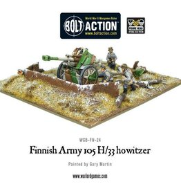 Warlord Games Finnish 105mm Howitzer