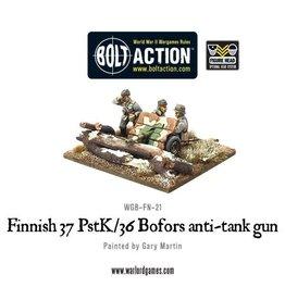 Warlord Games Finnish 37 PstK/36 Bofors anti-tank gun