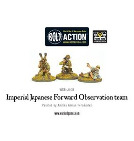 Warlord Games Japanese FOO team