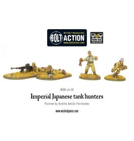 Warlord Games Japanese tank hunters