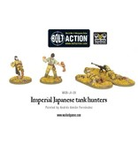 Warlord Games Imperial Japanese tank hunters