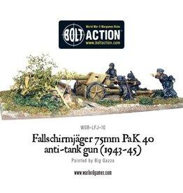 Warlord Games Fallschirmjager 75mm PaK 40 Anti-tank Gun