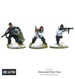 Warlord Games German Dismounted Panzer crew