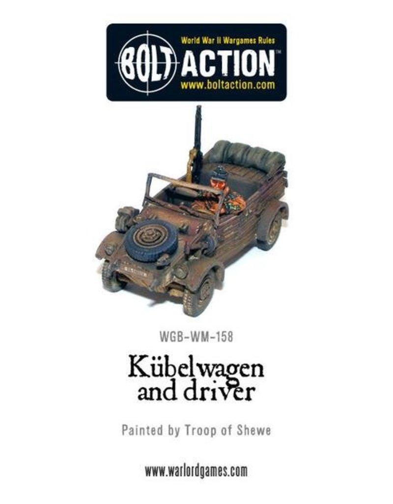 Warlord Games German Kubelwagen
