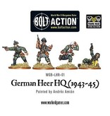 Warlord Games German Heer HQ Command