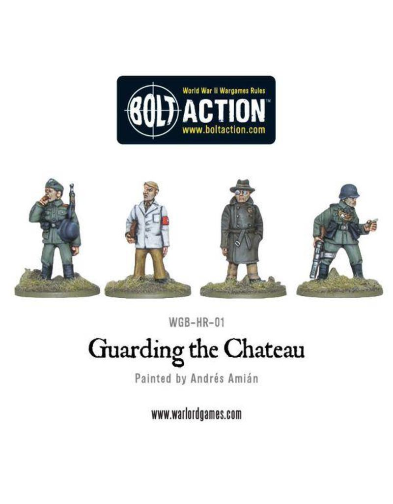 Warlord Games German Guarding the Chateau