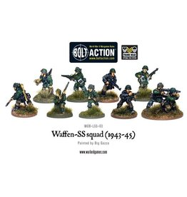 Warlord Games Waffen-SS squad