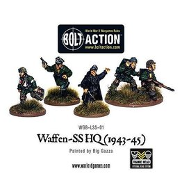 Warlord Games Waffen-SS Command