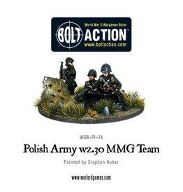 Warlord Games Polish wz.30 MMG team