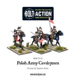 Warlord Games Polish Army Cavalrymen