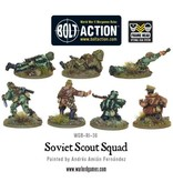 Warlord Games Soviet Army Scouts