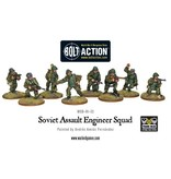 Warlord Games Soviet Assault Engineer squad