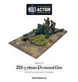 Warlord Games Soviet Zis-3 76mm Divisional Gun
