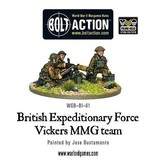 Warlord Games British Early War Vickers MMG Team