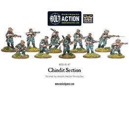 Warlord Games Chindit Section