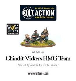 Warlord Games Chindit Vickers MMG & Crew