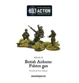 Warlord Games Airborne Polsten Gun