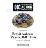 Warlord Games British Airborne Vickers HMG & Crew