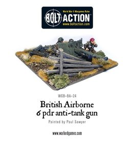 Warlord Games Airborne 6 Pounder ATG & Crew