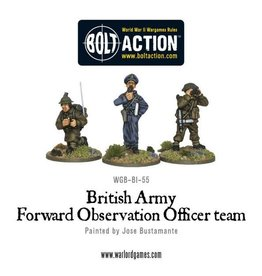 Warlord Games Army Forward Observer Team