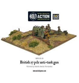 Warlord Games Army 17 pdr Anti-tank Gun
