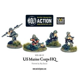 Warlord Games US Marine Command