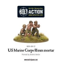 Warlord Games US 81mm mortar